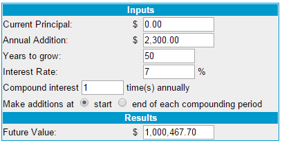 compound interest investing