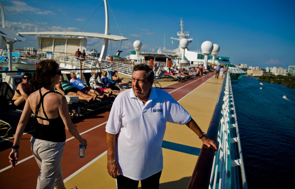 Retire Early on a Cruise Ship
