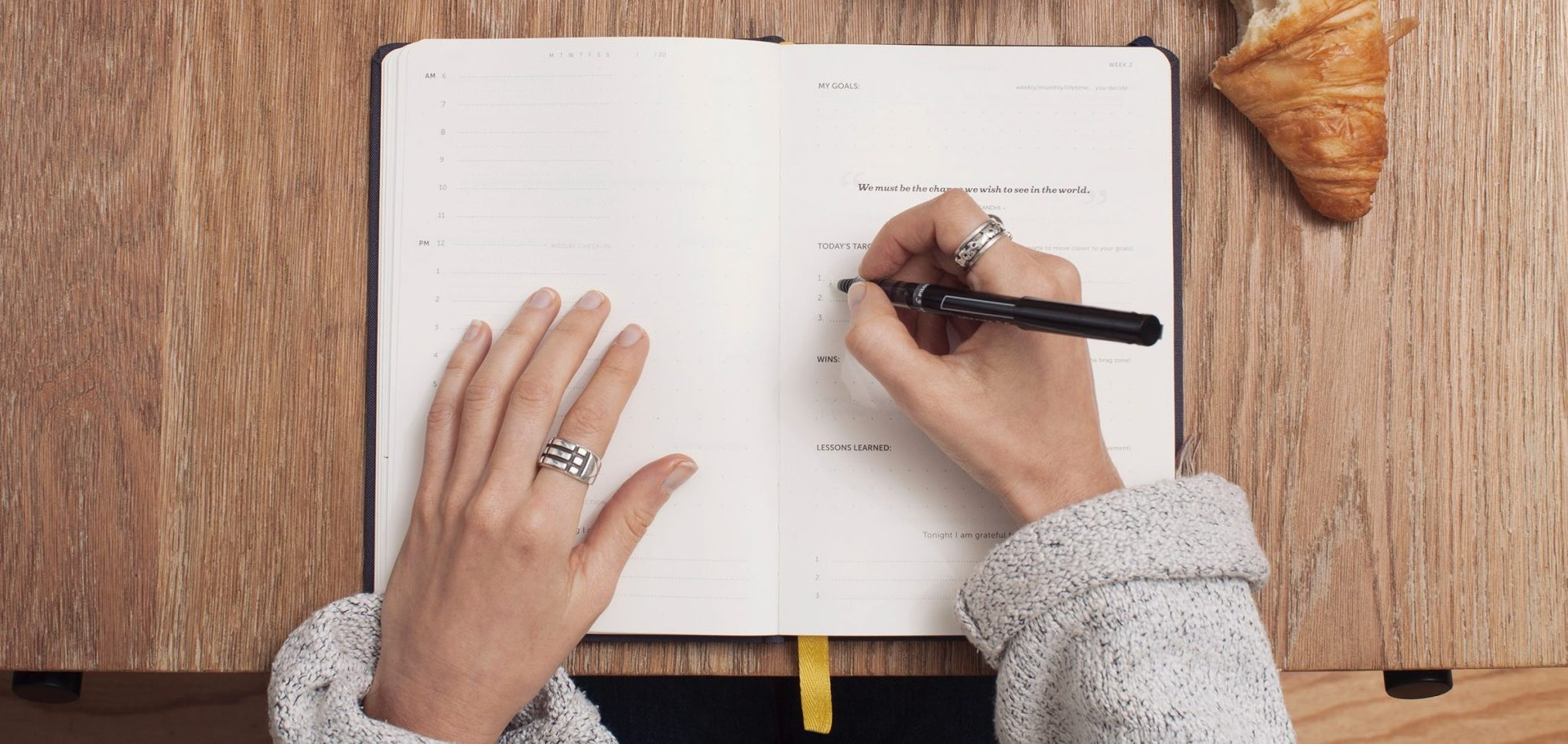 Learn how to plan your life and reach your goals