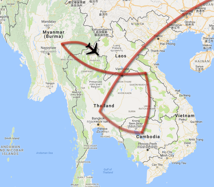 South-East Asia Travel Stories