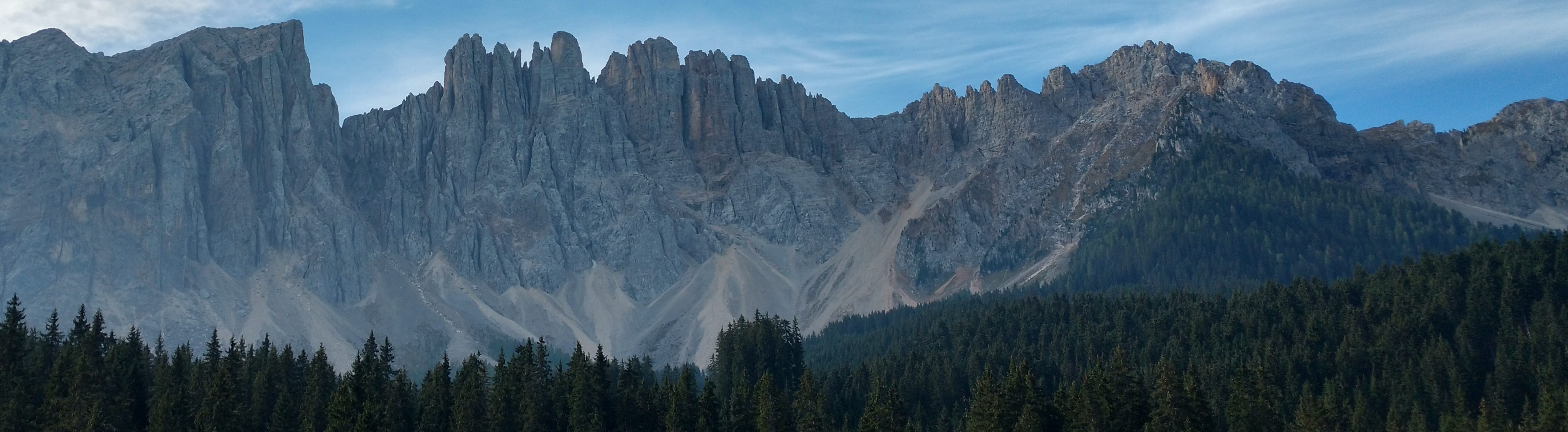 dolomite awesome mountains