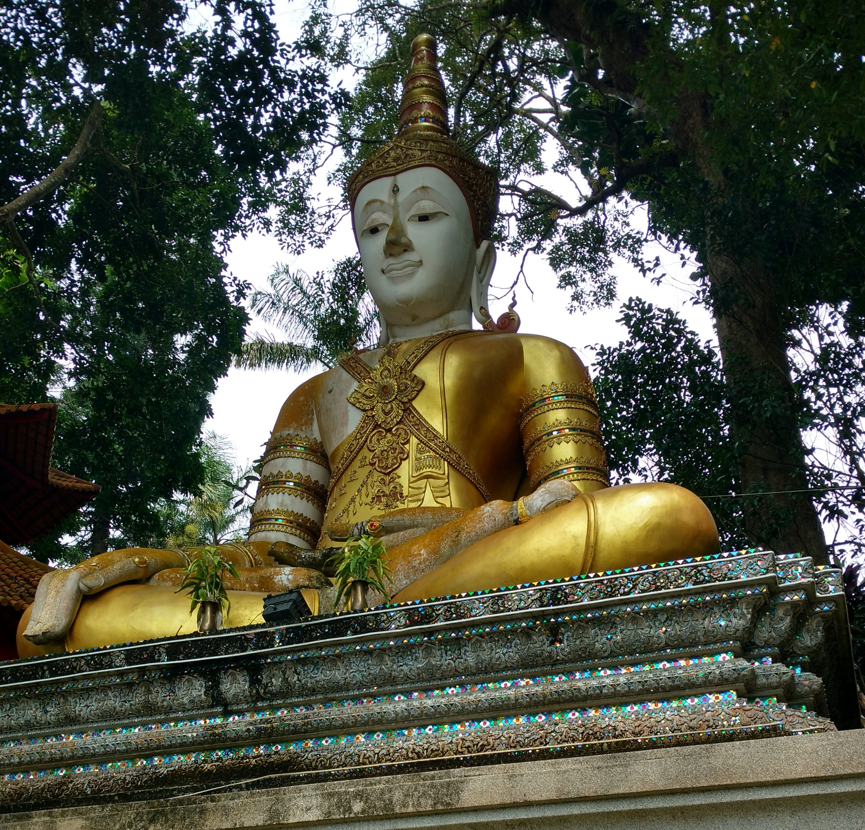 Slow travel to Chiang Mai with an infant