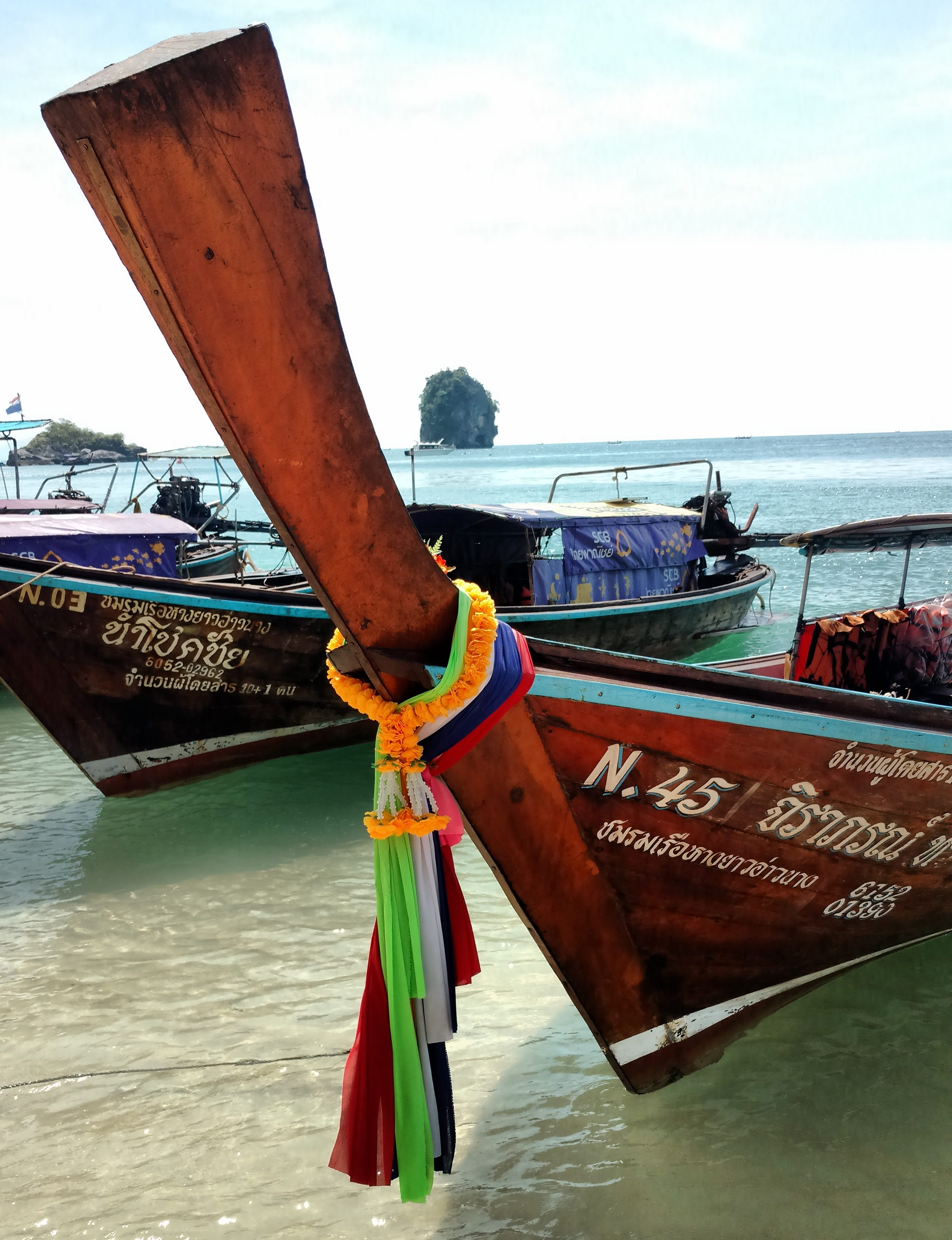 where to go in thailand with a family