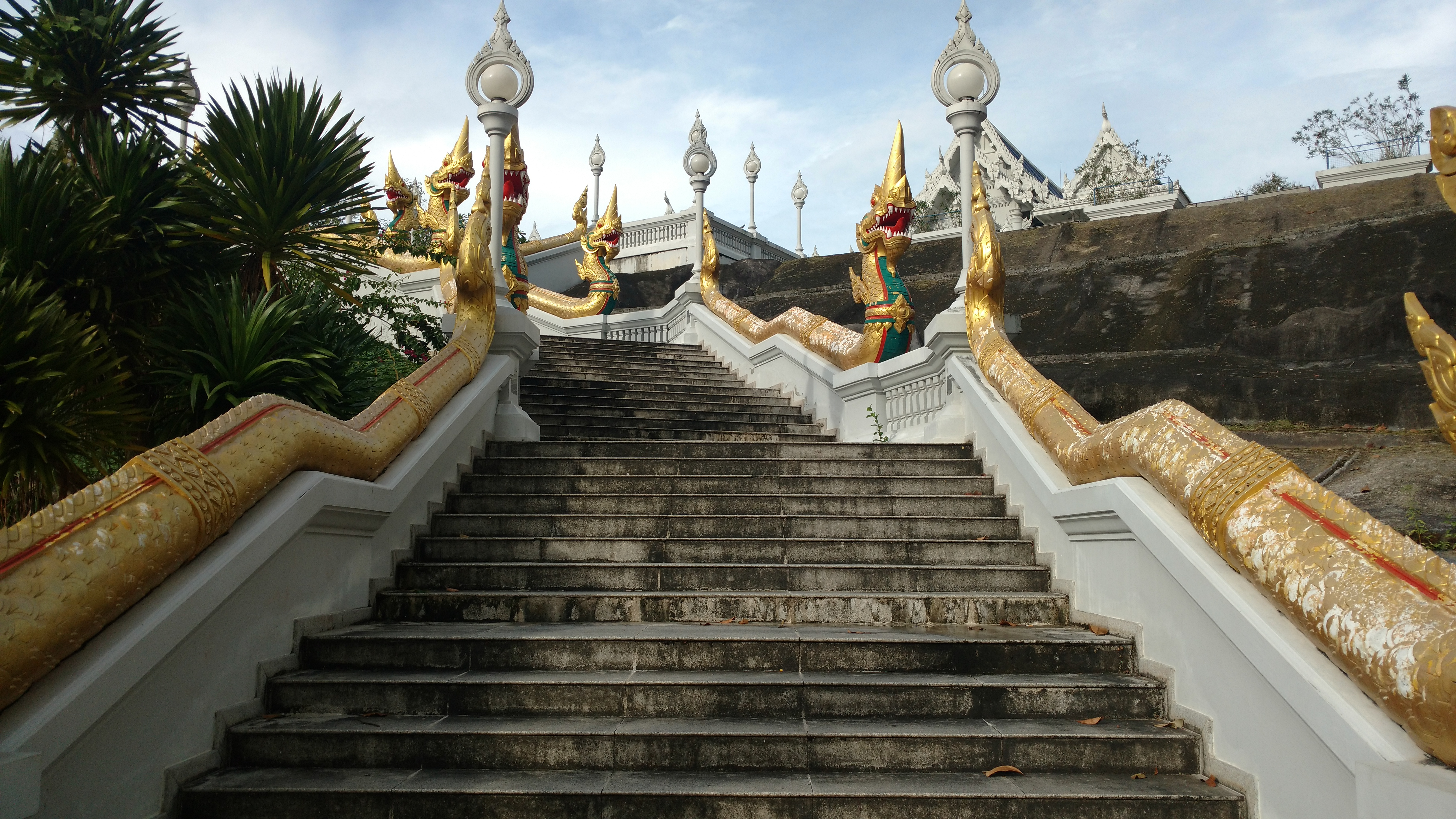 what route to travel thailand