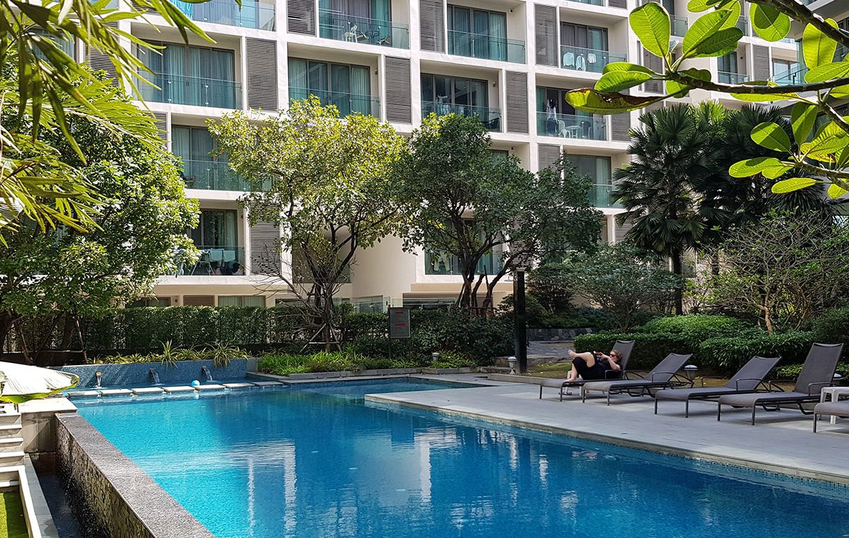 condo in Chiang mai for slow travel